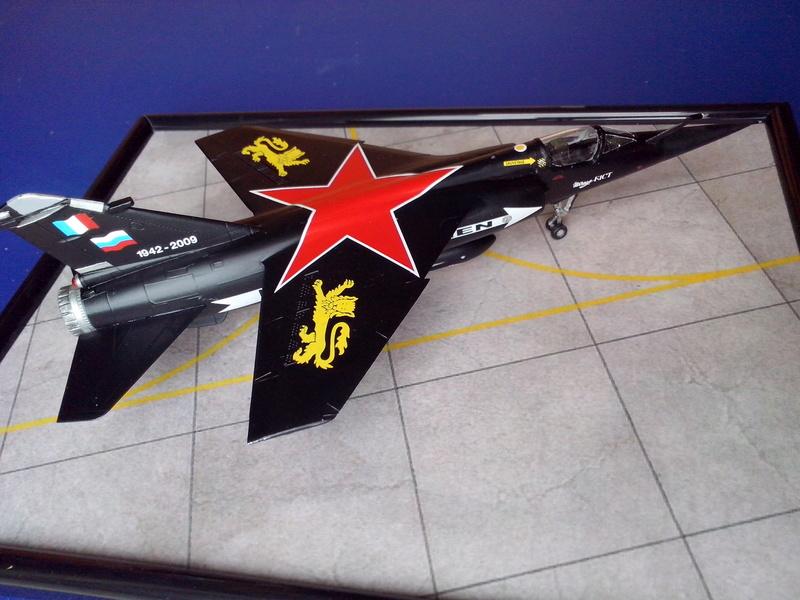 Mirage F-1 CT (Heller) Dissolution Normandie Nièmen 2009  - Page 2 Img_2040