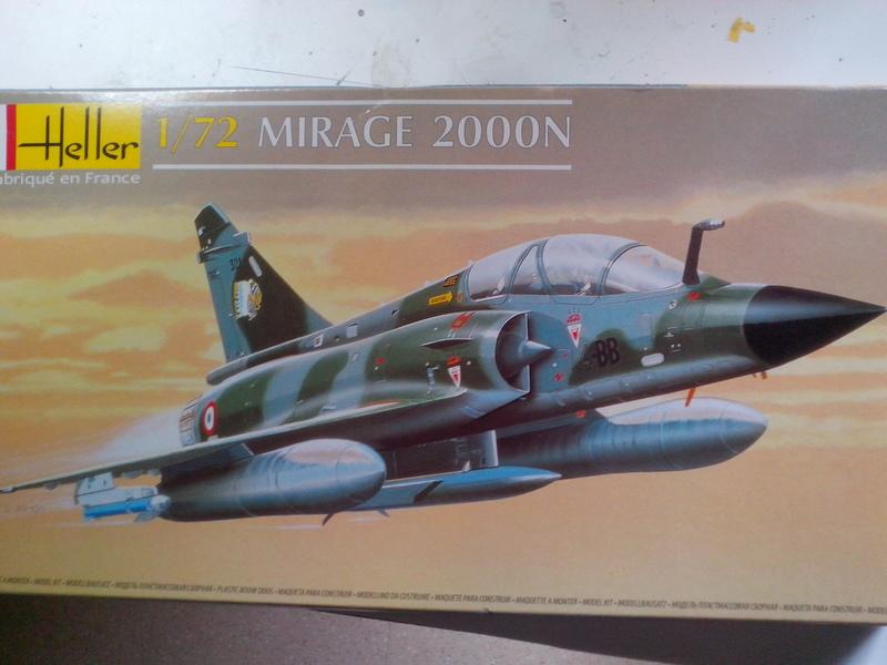 """Mirage 2000-N Ramex Delta  """"100 ans EC2/4 La Fayette"""" (Heller) Img_2057"""