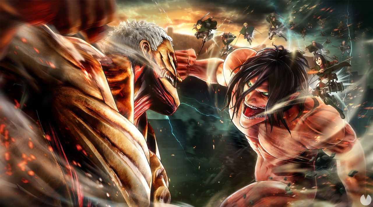 Koie Tecmo anuncia Attack on Titan 2 Attack10