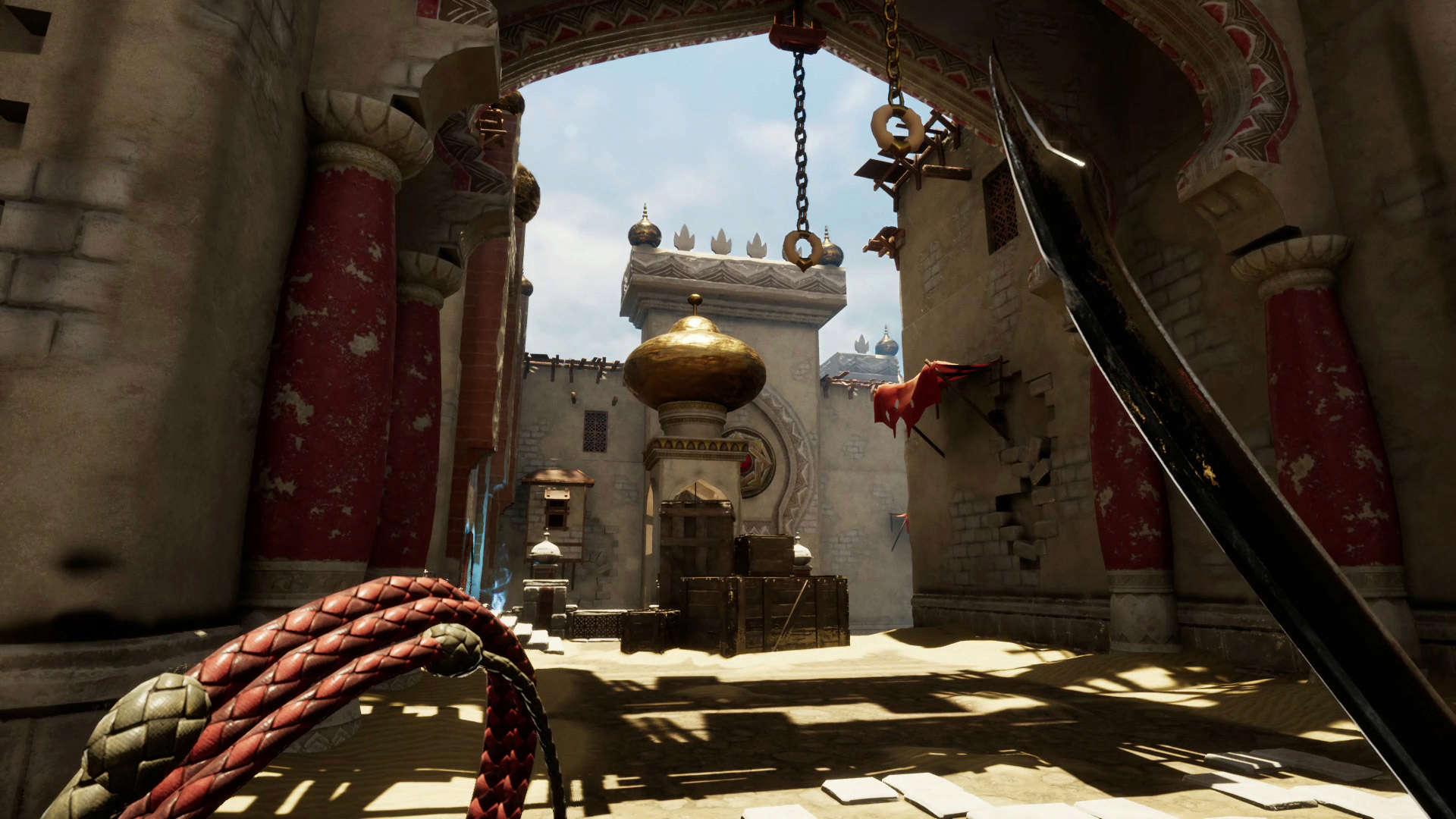 City of Brass: una combinación de Prince of Persia y BioShock City-o10
