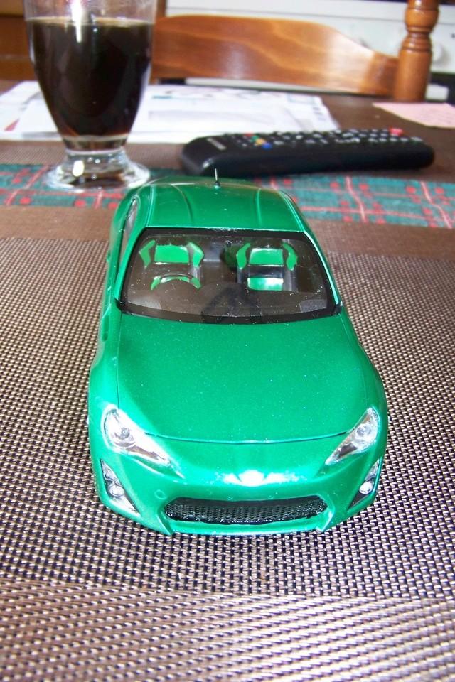 Toyota 86 Tamiya 1/24 (Fini ) 100_1722