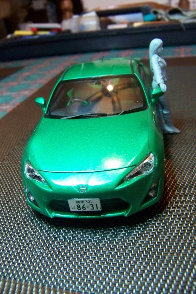 Toyota 86 Tamiya 1/24 (Fini ) - Page 2 100_1814