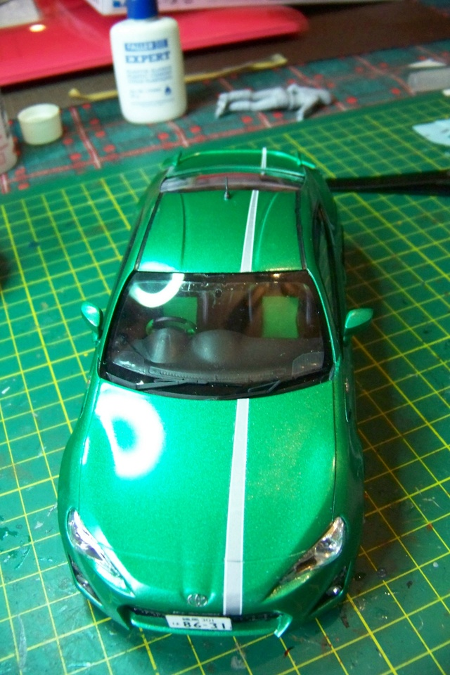 Toyota 86 Tamiya 1/24 (Fini ) - Page 2 100_1818