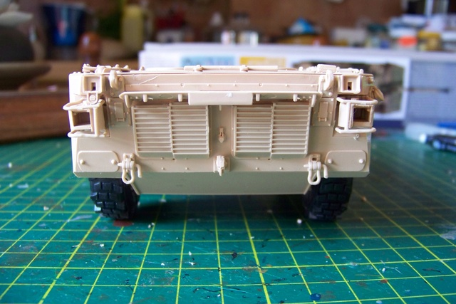 AMX 10 RC ,Direction Bagdad ! (Tiger models 1/35)Fini 100_1820