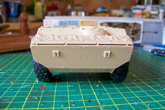 AMX 10 RC ,Direction Bagdad ! (Tiger models 1/35)Fini 100_1821