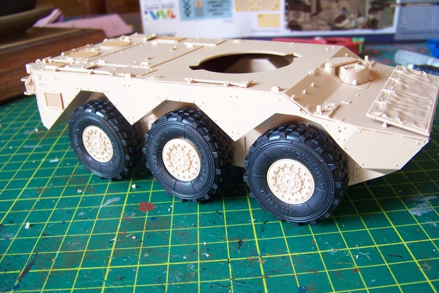 AMX 10 RC ,Direction Bagdad ! (Tiger models 1/35)Fini 100_1823