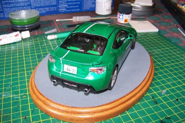 Toyota 86 Tamiya 1/24 (Fini ) - Page 2 100_1828