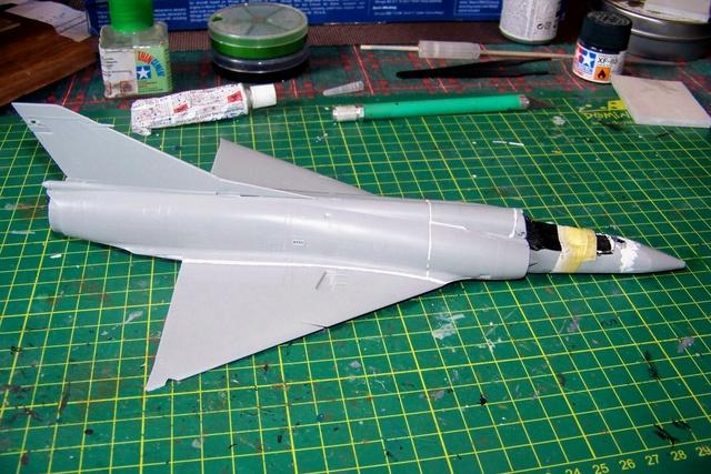 Mirage III EL 1/48 Kinetic (defi au trésorier de l' AMO61) 100_1834