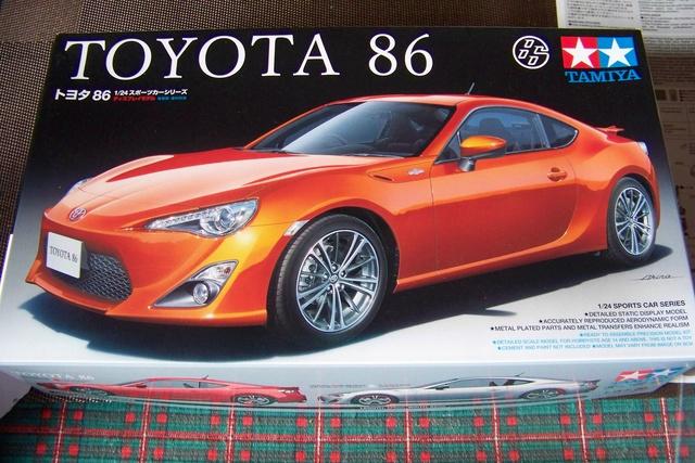 Toyota 86 Tamiya 1/24 (Fini ) 1089710