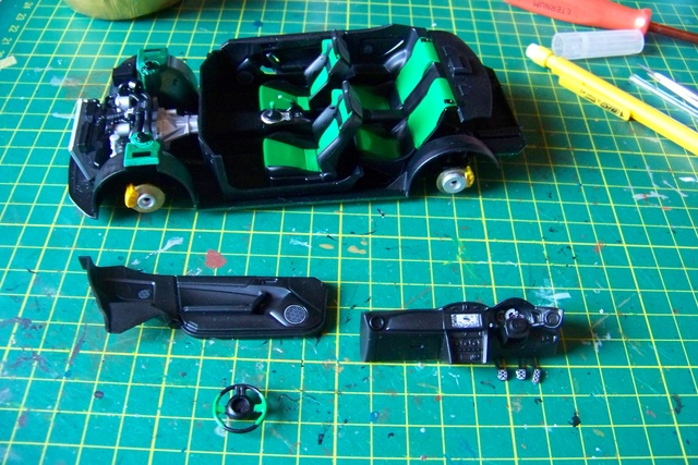 Toyota 86 Tamiya 1/24 (Fini ) 1109710
