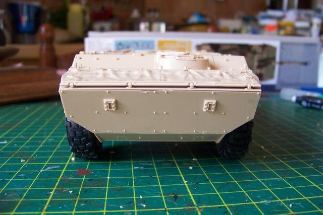AMX 10 RC ,Direction Bagdad ! (Tiger models 1/35)Fini 1200010