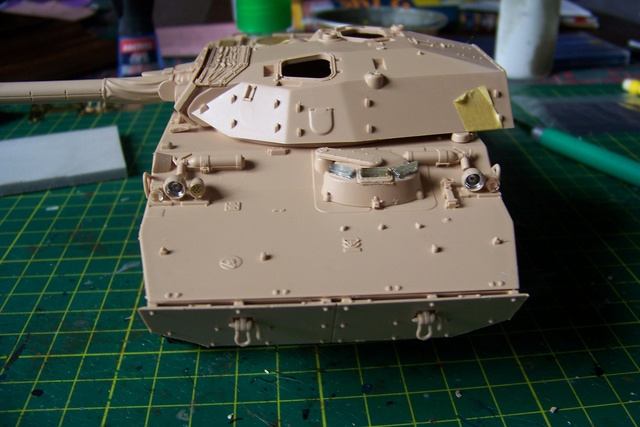 AMX 10 RC ,Direction Bagdad ! (Tiger models 1/35)Fini 1212010