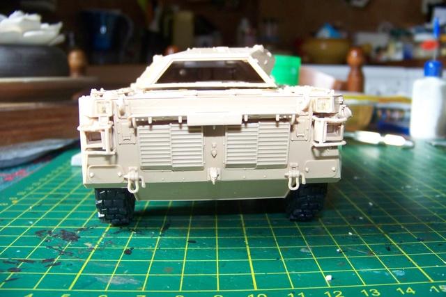 AMX 10 RC ,Direction Bagdad ! (Tiger models 1/35)Fini 1214010