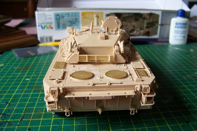 AMX 10 RC ,Direction Bagdad ! (Tiger models 1/35)Fini 1219510