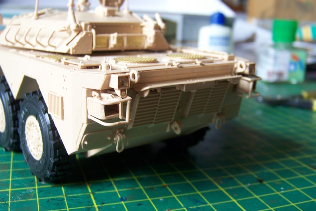 AMX 10 RC ,Direction Bagdad ! (Tiger models 1/35)Fini 1220510