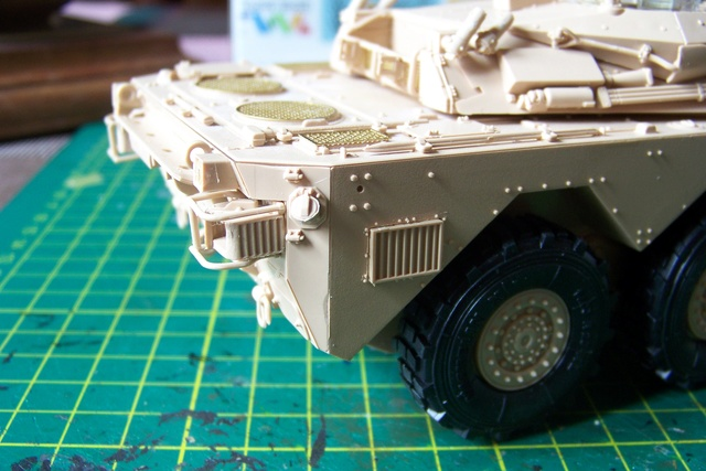 AMX 10 RC ,Direction Bagdad ! (Tiger models 1/35)Fini 1221510