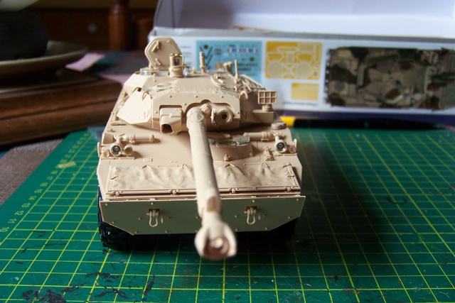 AMX 10 RC ,Direction Bagdad ! (Tiger models 1/35)Fini 1223510