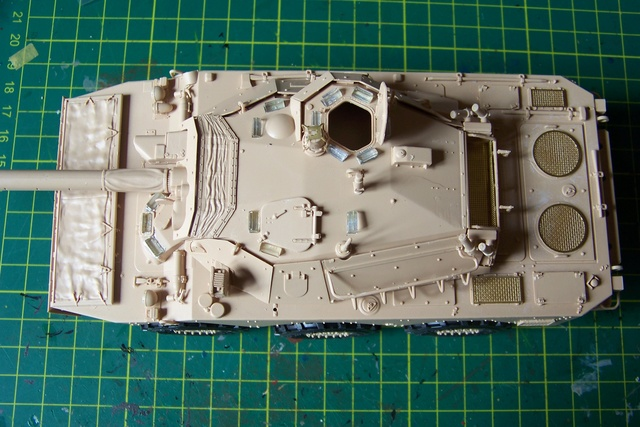 AMX 10 RC ,Direction Bagdad ! (Tiger models 1/35)Fini 1224510