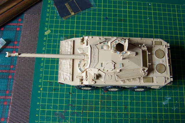 AMX 10 RC ,Direction Bagdad ! (Tiger models 1/35)Fini 1225510
