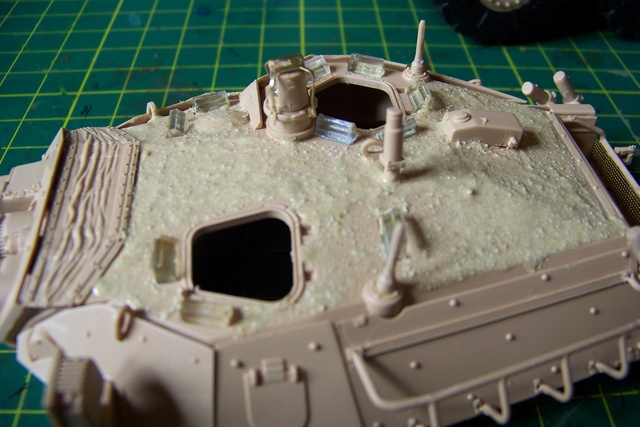 AMX 10 RC ,Direction Bagdad ! (Tiger models 1/35)Fini 1232210