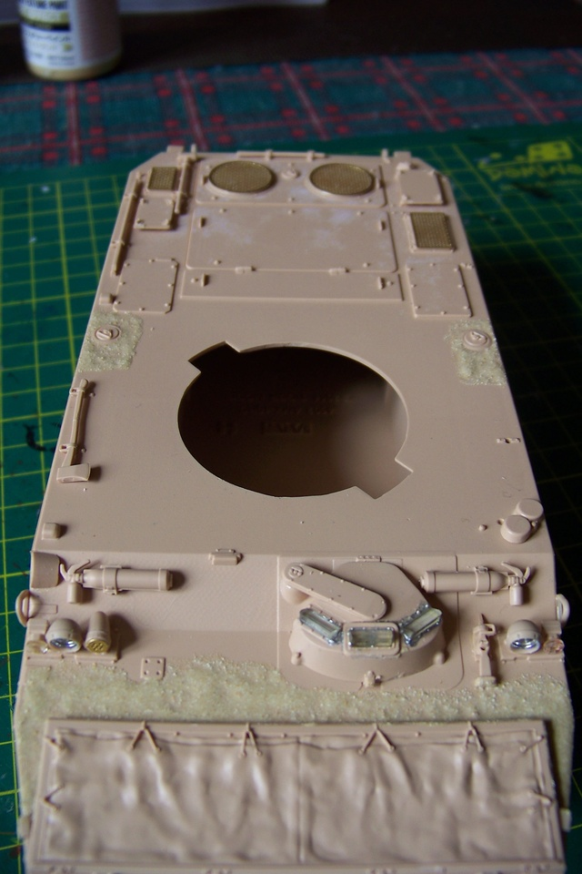 AMX 10 RC ,Direction Bagdad ! (Tiger models 1/35)Fini 1233510