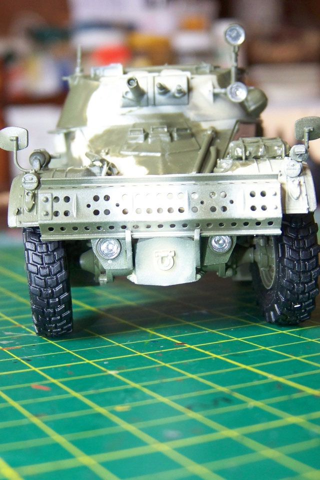 AML-60 TAKOM 1/35 ( CARENTAN) FINI 1244510