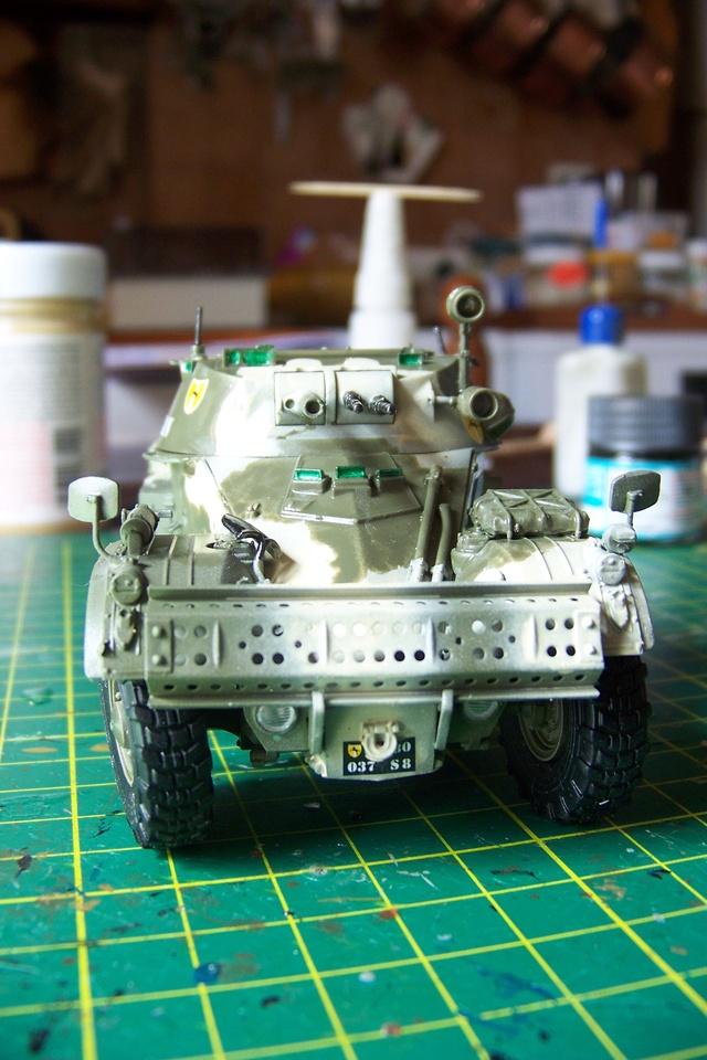AML-60 TAKOM 1/35 ( CARENTAN) FINI 1245510