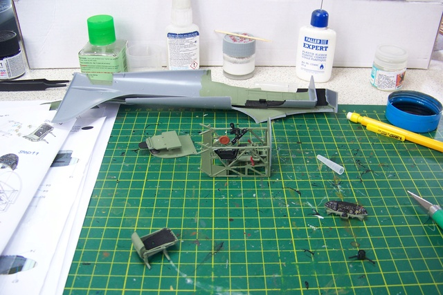 Defi AMO-61 Hawker Tempest Special Hobby 1/32 1270510