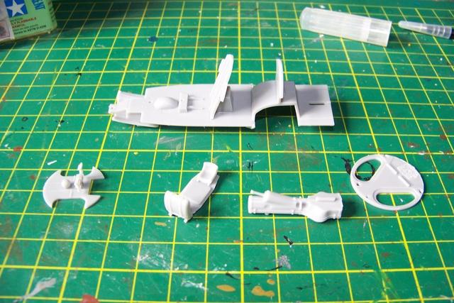 Guerre Froide 1/48 Lavochkine La-15 Fantail( Mars Models) 1324710