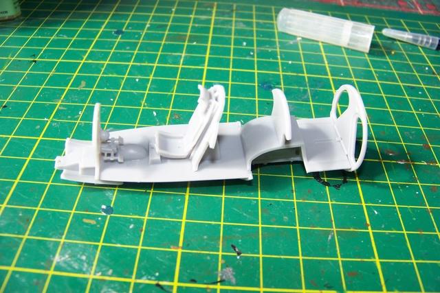Guerre Froide 1/48 Lavochkine La-15 Fantail( Mars Models) 1326010