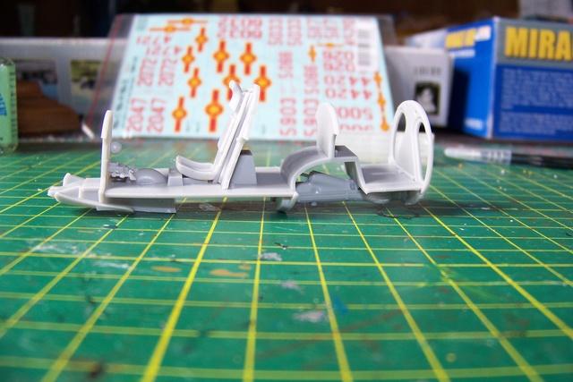 Guerre Froide 1/48 Lavochkine La-15 Fantail( Mars Models) 1327010