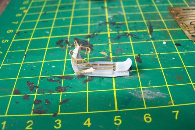 Guerre Froide 1/48 Lavochkine La-15 Fantail( Mars Models) 1333010