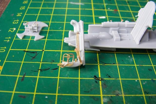 Guerre Froide 1/48 Lavochkine La-15 Fantail( Mars Models) 1334010