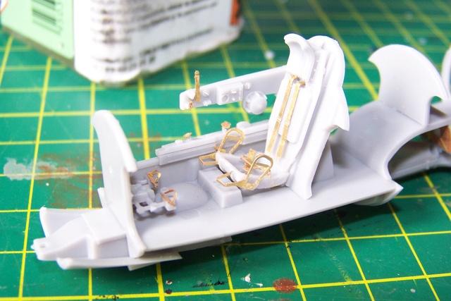 Guerre Froide 1/48 Lavochkine La-15 Fantail( Mars Models) 1335010