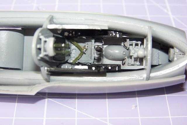 Guerre Froide 1/48 Lavochkine La-15 Fantail( Mars Models) - Page 2 1586810