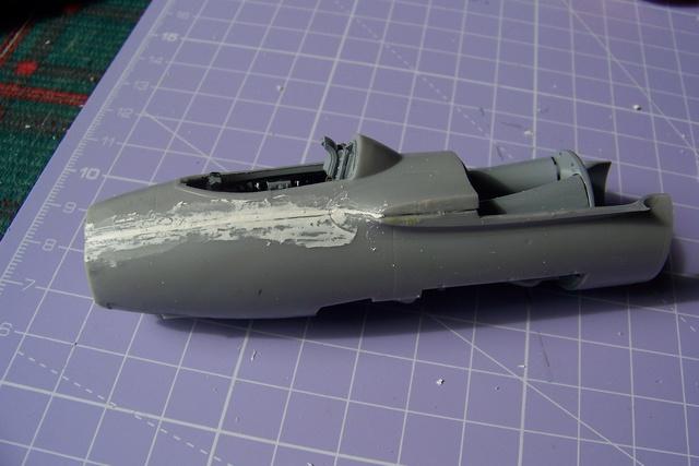 Guerre Froide 1/48 Lavochkine La-15 Fantail( Mars Models) - Page 2 1598810