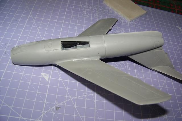 Guerre Froide 1/48 Lavochkine La-15 Fantail( Mars Models) - Page 2 1616210