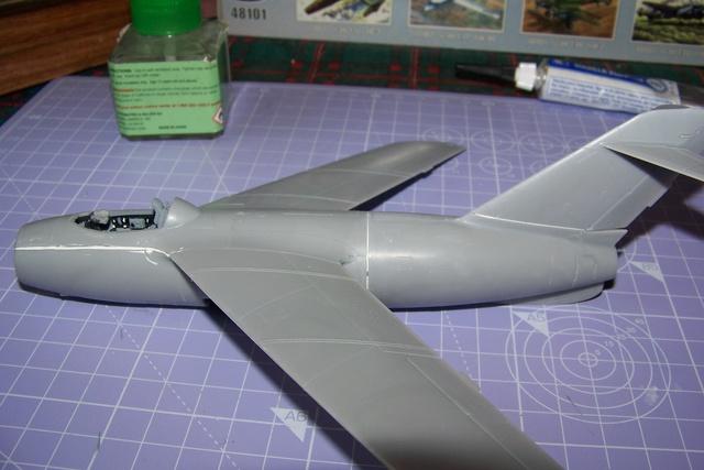 Guerre Froide 1/48 Lavochkine La-15 Fantail( Mars Models) - Page 2 1618210