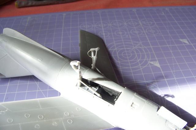 Guerre Froide 1/48 Lavochkine La-15 Fantail( Mars Models) - Page 2 1636510