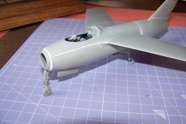 Guerre Froide 1/48 Lavochkine La-15 Fantail( Mars Models) - Page 2 1653010