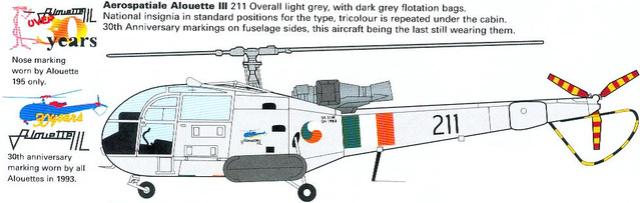 Incursion dans la Braille scale Alouette III Heller 1/72 170_110