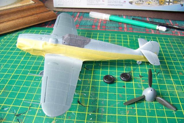 Bf 109 G-6 Erla Eduard Weekend 1/48 Reggia Aeronatica (Fini) 874410
