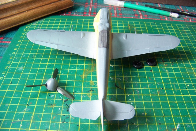 Bf 109 G-6 Erla Eduard Weekend 1/48 Reggia Aeronatica (Fini) 875710
