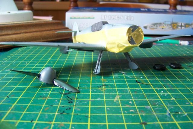 Bf 109 G-6 Erla Eduard Weekend 1/48 Reggia Aeronatica (Fini) 876710