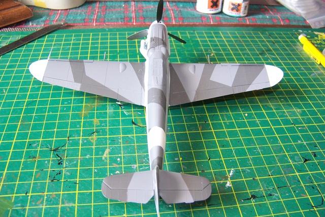 Bf 109 G-6 Erla Eduard Weekend 1/48 Reggia Aeronatica (Fini) - Page 2 893210