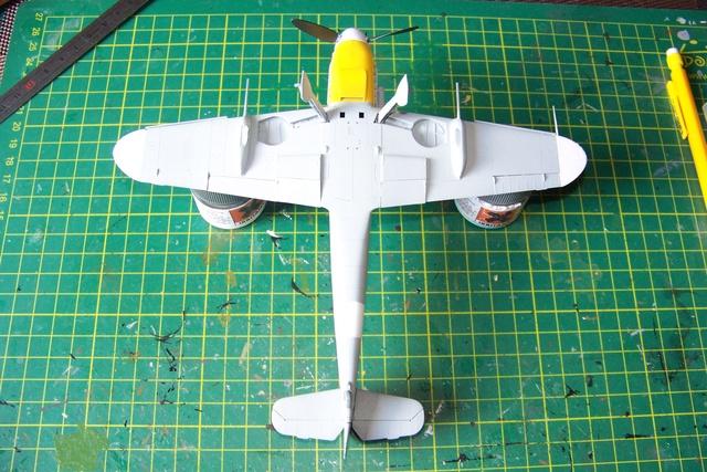 Bf 109 G-6 Erla Eduard Weekend 1/48 Reggia Aeronatica (Fini) - Page 2 896210