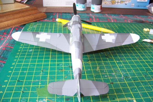 Bf 109 G-6 Erla Eduard Weekend 1/48 Reggia Aeronatica (Fini) - Page 2 899410