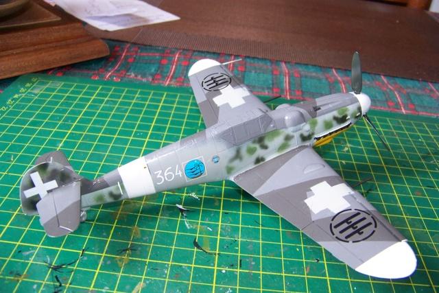 Bf 109 G-6 Erla Eduard Weekend 1/48 Reggia Aeronatica (Fini) - Page 2 906710