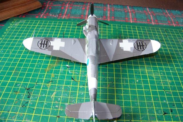 Bf 109 G-6 Erla Eduard Weekend 1/48 Reggia Aeronatica (Fini) - Page 2 909010