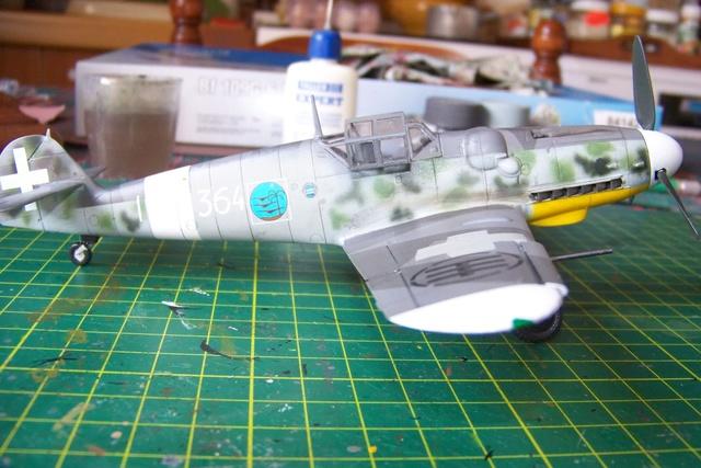 Bf 109 G-6 Erla Eduard Weekend 1/48 Reggia Aeronatica (Fini) - Page 2 915910